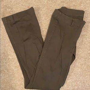Diesel boot cut pants
